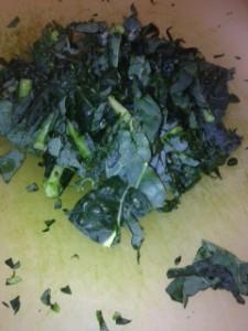 blog kale salad